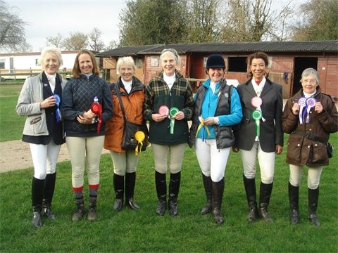 Winners of the Philippa King Brawlings 2012