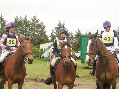 ONE DAY EVENT northwood riding club Great Westwood 2012