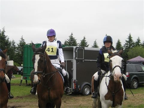 ODE GWW 2012 Kate on Duke Pam on Indie