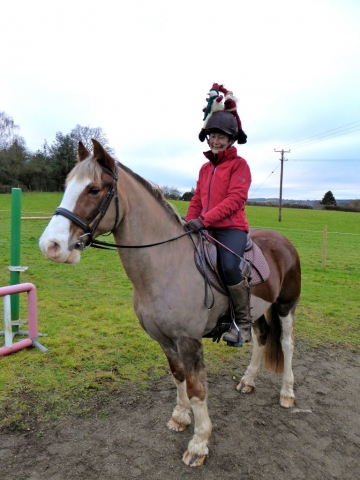 Handy Rider at Pipers Farm