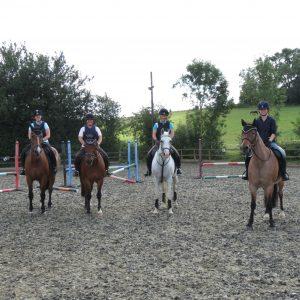 Training session with Nicola Biggs